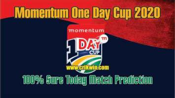 Today Match Prediction CC vs DOL Momentum 14th ODI 100% Sure