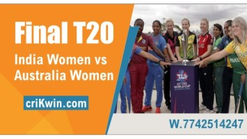 100% Sure Today Match Prediction AUW vs INW Final Womens WC T20