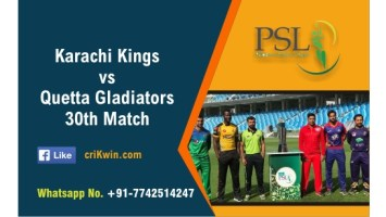 100% Sure Today Match Prediction KRK vs QTG 30th PSL T20 Win Tips