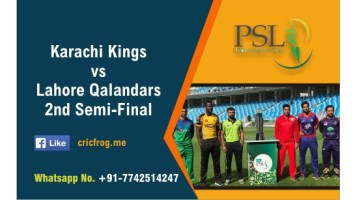 100% Today Match Prediction LAH vs KAR 2nd Semi Final PSL T20 Win