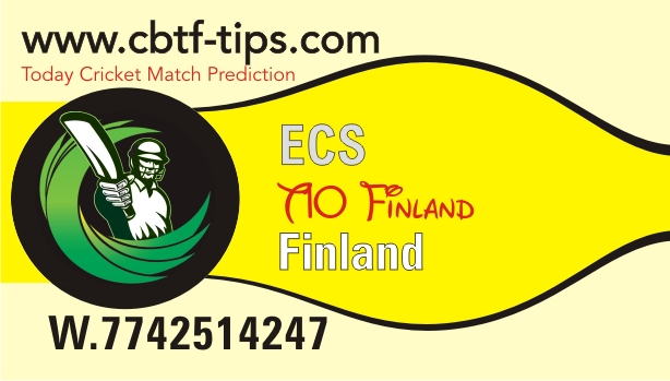 100% Sure finland ECS T10 prediction tips