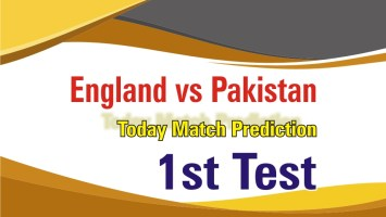 100% Sure Today Match Prediction Pak vs Eng International Test Win Tips