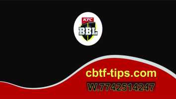 Today Match Prediction Brisbane Heat vs Adelaide Strikers 46th Match Who Will Win BBL T20 100% Sure? BRH vs ADS Big Bash League Predictions