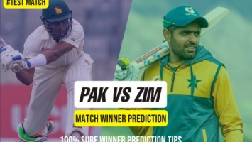 Pak vs Zim Test 2nd Match 100% Sure Today Prediction Win Tips