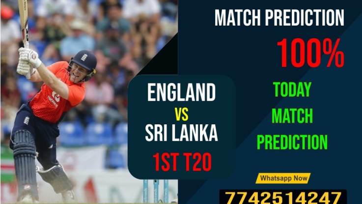 Sri Lanka tour of England T20, Match 1st: SL vs Eng Dream11 Prediction, Fantasy Cricket Tips, Playing 11, Pitch Report, and Toss Session Fency Update