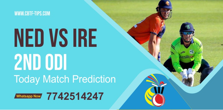 IRE vs NED Dream11 Team Prediction, Fantasy Cricket Tips & Playing 11 Updates for Today's Ireland tour of Netherlands 2021 2021 - Jun 04