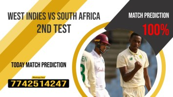 WI vs SA Dream11 Team Prediction, Fantasy Cricket Tips & Playing 11 Updates for Today's South Africa tour of West Indies Test 2021 - 18 Jun