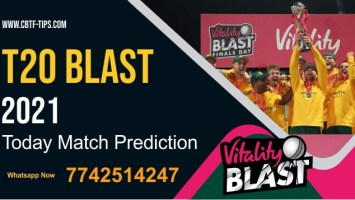 YOR vs WAS Dream11 Team Prediction, Fantasy Cricket Tips & Playing 11 Updates for Today's English T20 Blast 2021 - Jun 10, 11.00 PM