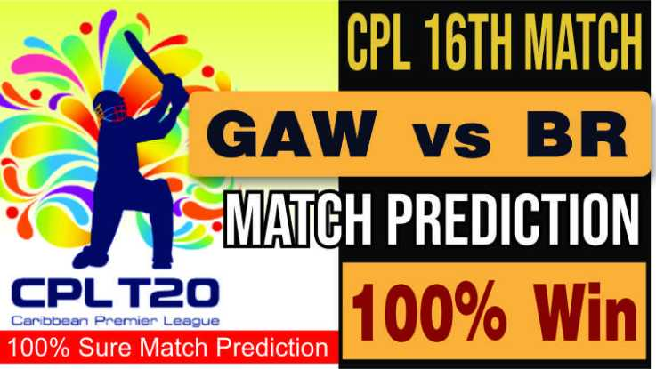 Caribbean Premier League Match 16th T20: Barbados vs Guyana Dream11 Prediction, Fantasy Cricket Tips, Playing 11, Pitch Report, and Toss Session Fency Update