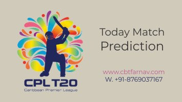 Trinbago vs Nevis Patriots Dream11 Team Prediction, Fantasy Cricket Tips & Playing 11 Updates for Today's CPL Caribbean Premier League 2021 - 12 Sept , 2021 at 4.30 AM