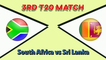 Today Match Prediction South Africa vs Sri Lanka 3rd Astrology T20 Match Who Will Win 100% Sure? SA vs SL prediction ball by ball