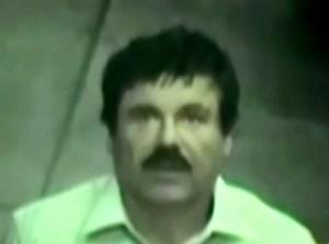 Chapo Guzmán in de Altiplano gevangenis