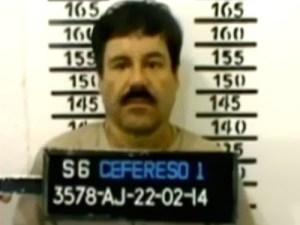 'El Chapo' in de Altiplano gevangenis.