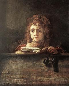 Titus van Rijn (1641-1668).