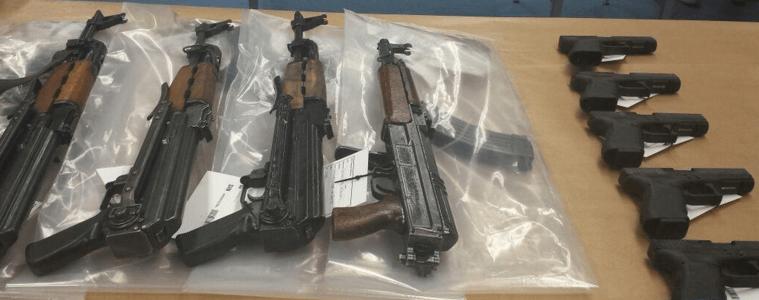 mega wapenvondst nieuwegein slowakijke, slowakije wapenhandel nieuwegein, vuurwapens slowakije handel