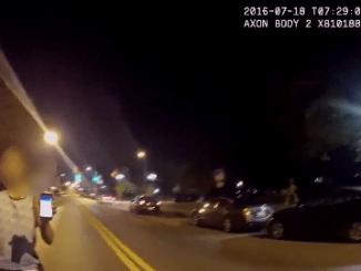 pokemon jager politieauto ongeluk, video politie auto pokemon