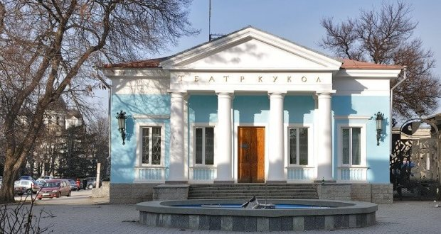 В Симферрополе построят Театр кукол