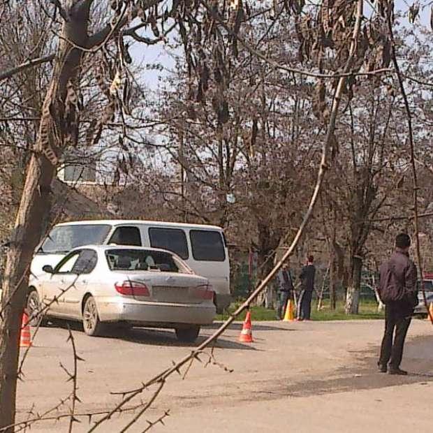ДТП в Крыму: 30 марта — сообразили на троих