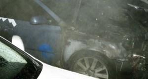 Севастополь: опять ночные поджоги автомобилей?