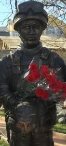 памятник в Бахчисарае