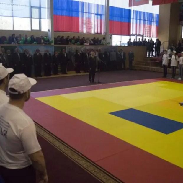 Турнир по комплексному единоборству (г.Севастополь)