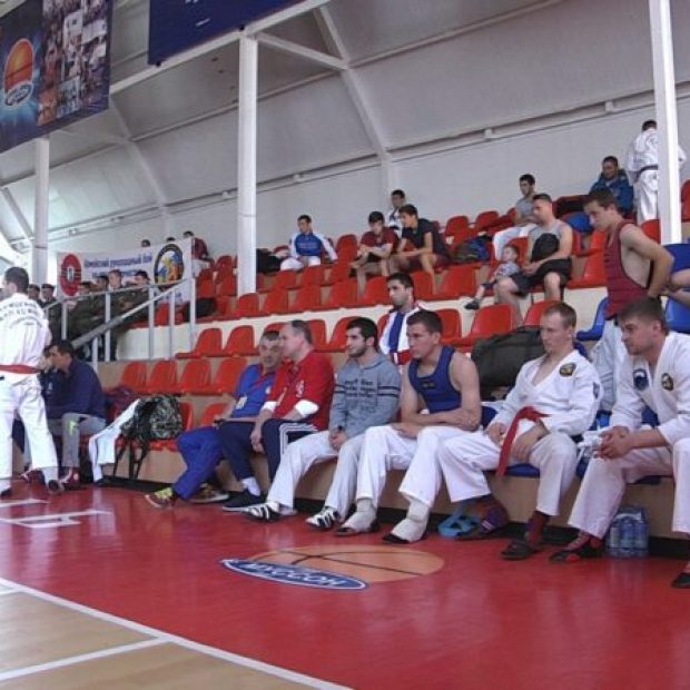 Чемпионат РФ по АРБ в Севастополе
