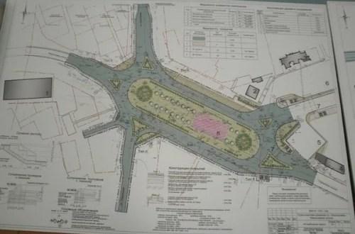 Дорожная развязка на 5 км в Севастополе: стройку завершат летом?