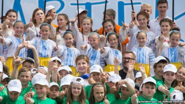 """Украина: """"Детский центр """"Артек"""" работает не в Крыму!"""""""