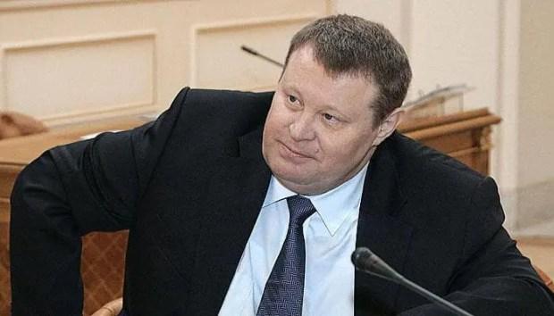 на фото: полпред Президента РФ в ЮФО Владимир Устинов