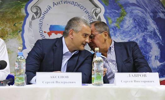 Глава МИД РФ Сергей Лавров посетил Крым