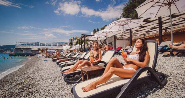 В ТОП-10 лучших пляжей России – два крымских пляжа