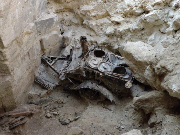 Керчь не хочет отдавать Москве предметы, найденные в подземельях Аджимушкая