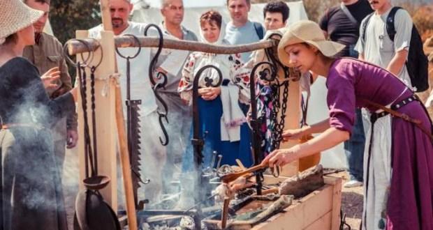 Крымский военно-исторический фестиваль: и кормить там тоже будут!