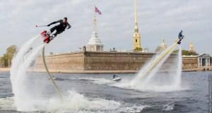 Флайбордисты в Севастополе хотят установить рекорд