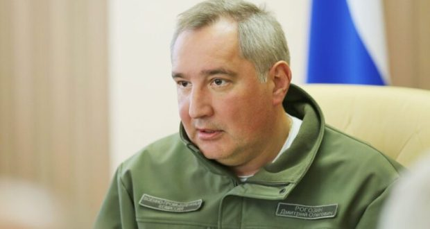 Вице-премьер Дмитрий Рогозин проинспектировал крымскую границу