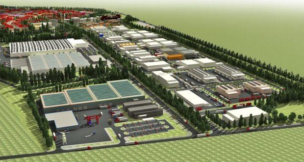 Индустриальный парк «Бахчсисарай» получил землю