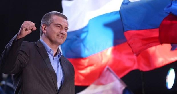 Сергей Аксенов остается в Крыму