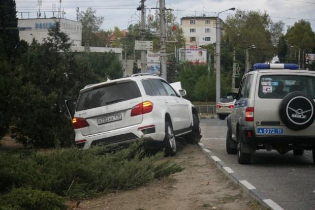 ДТП в Крыму: 20 сентября