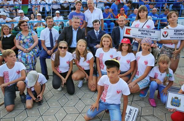 """Фестиваль инвалидов """"ПАРА-Крым 2016"""" стартовал в Евпатории"""