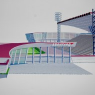 В Ялте построят современный стадион