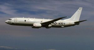 Самолет-разведчик США приблизился к берегам Крыма