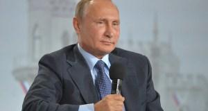 Что именно говорил о Крыме Президент Путин