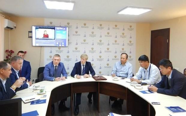 Сахалинцы хотят открыть в Севастополе креветочную ферму
