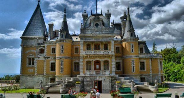 Сегодня был закрыт Массандровский дворец