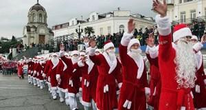 Мороз-парад в Ялте пройдёт 24 декабря