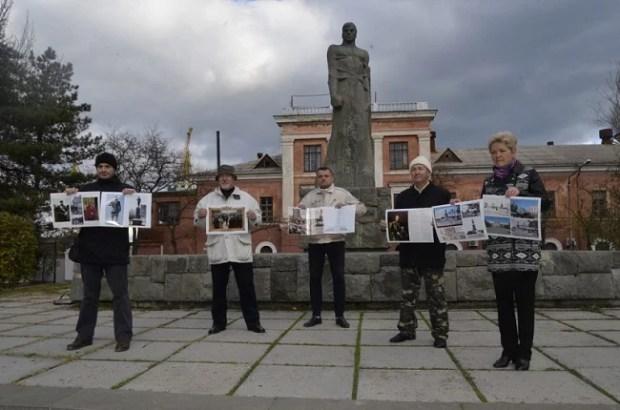 Инициативная группа восстановления памятника Александру Третьему