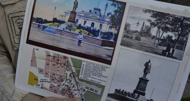 В Феодосии хотят восстановить памятник Александру Третьему