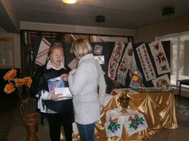 Выставка «Золотая нить» в Джанкое