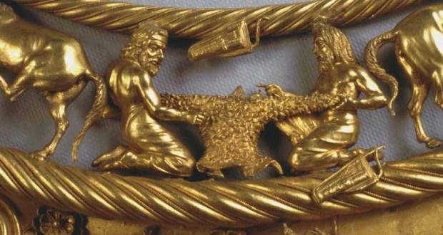 Скифское золото вместо Крыма… останется в Голландии