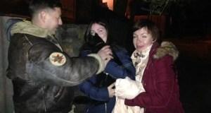 История из жизни кота или... в Ялте живут замечательные люди
